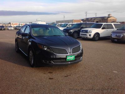 2013 Lincoln MKS 4dr Sedan 3.7L FWD - Click to see full-size photo viewer