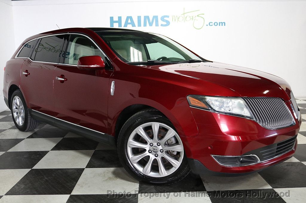2013 Lincoln MKT 4dr Wagon 3.5L AWD EcoBoost - 18164136 - 3