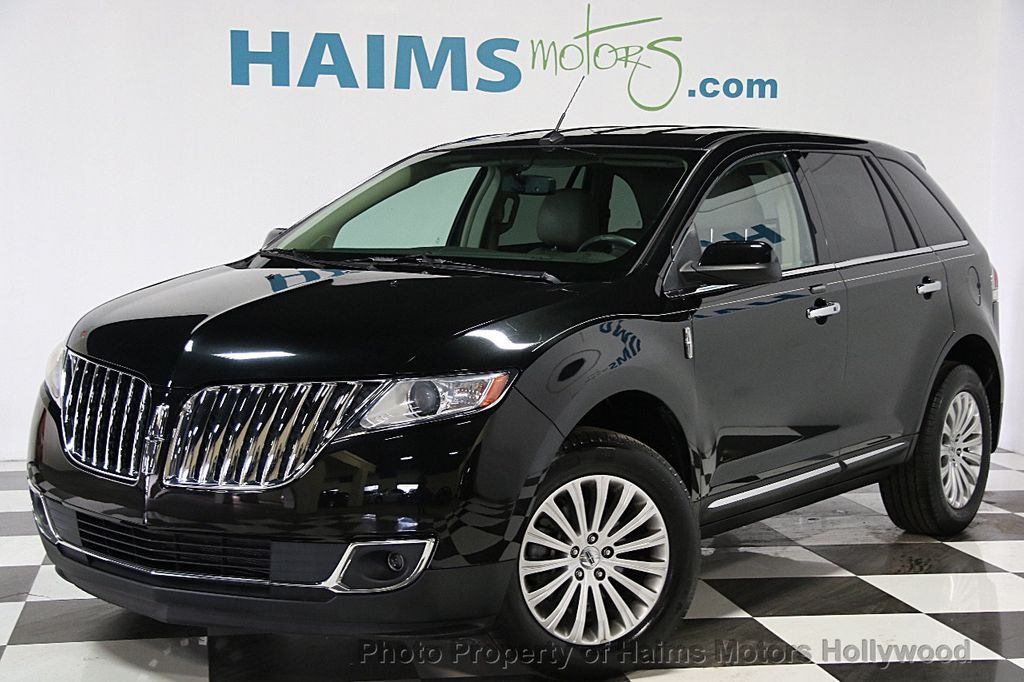 2013 used lincoln mkx fwd 4dr at haims motors serving fort lauderdale hollywood miami fl iid. Black Bedroom Furniture Sets. Home Design Ideas