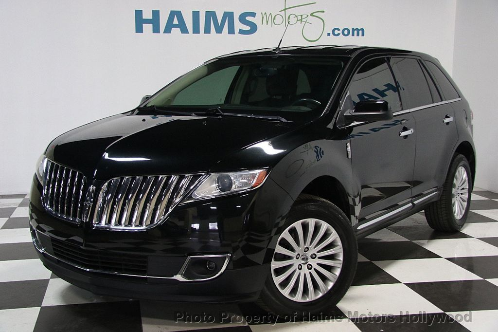 Used Lincoln Mkx >> 2013 Used Lincoln MKX FWD 4dr at Haims Motors Serving Fort Lauderdale, Hollywood, Miami, FL, IID ...