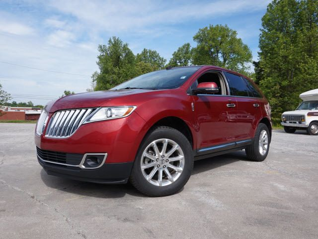 2013 LINCOLN MKX FWD 4dr - 13577293 - 0