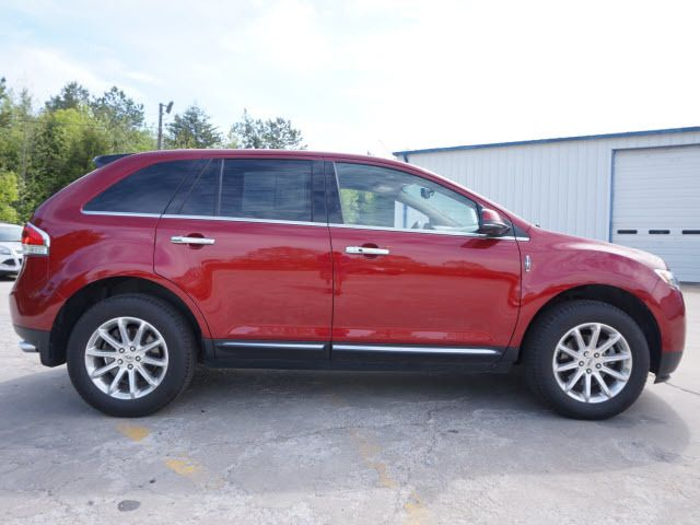 2013 LINCOLN MKX FWD 4dr - 13577293 - 4