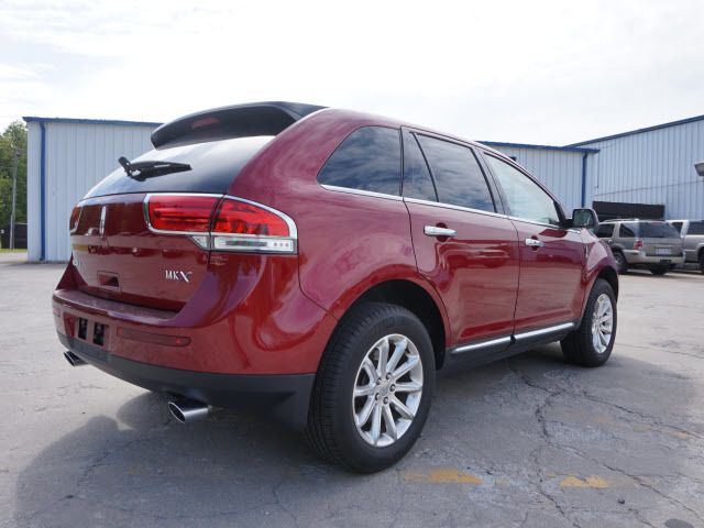 2013 LINCOLN MKX FWD 4dr - 13577293 - 5