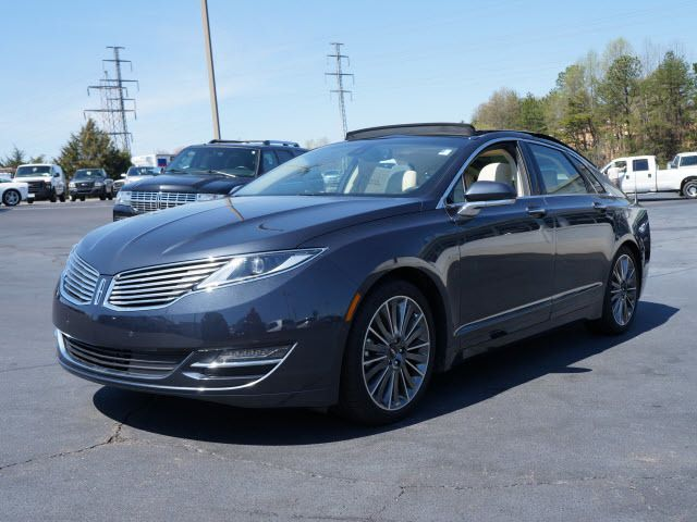 2013 Lincoln MKZ 4dr Sdn FWD - 11298274 - 3