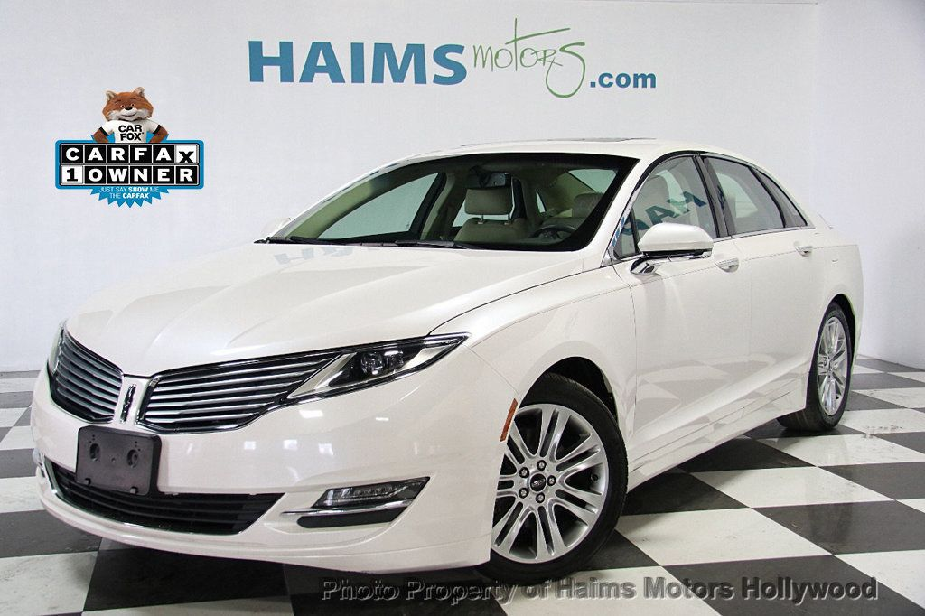 2013 Lincoln MKZ 4dr Sedan FWD - 16352781 - 0
