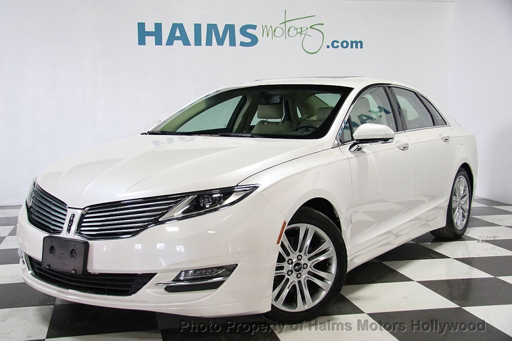 2013 used lincoln mkz 4dr sedan fwd at haims motors serving fort lauderdale hollywood miami. Black Bedroom Furniture Sets. Home Design Ideas