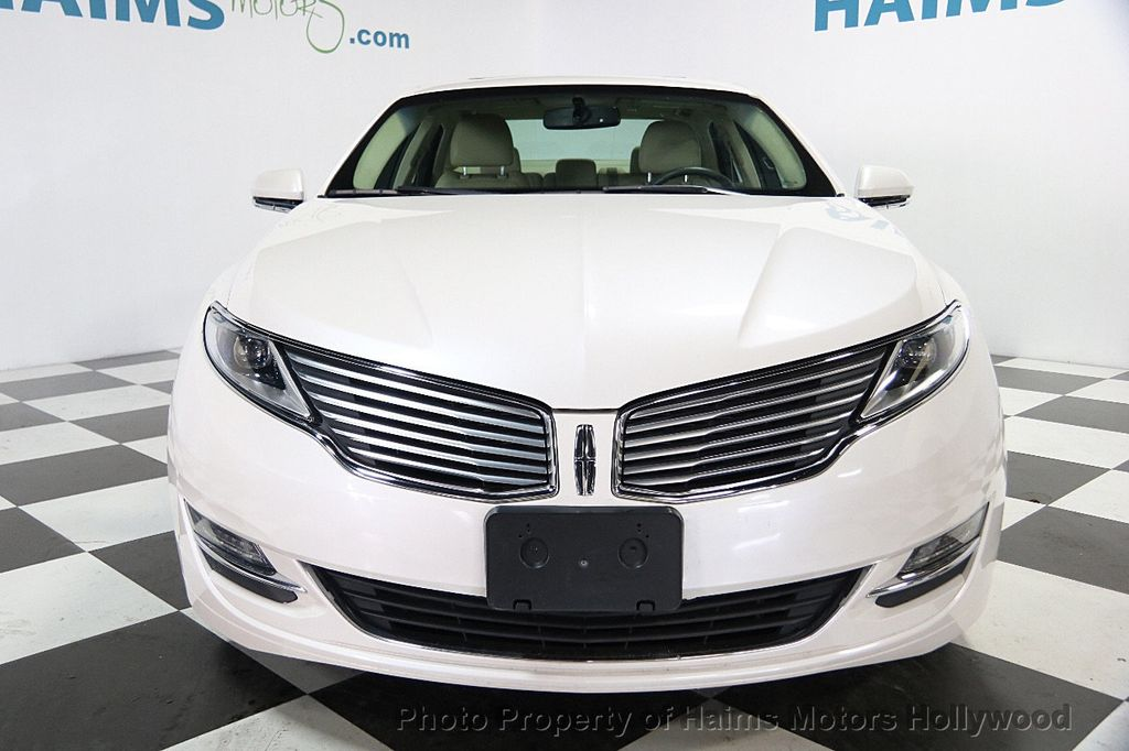 2013 Lincoln MKZ 4dr Sedan FWD - 16352781 - 2