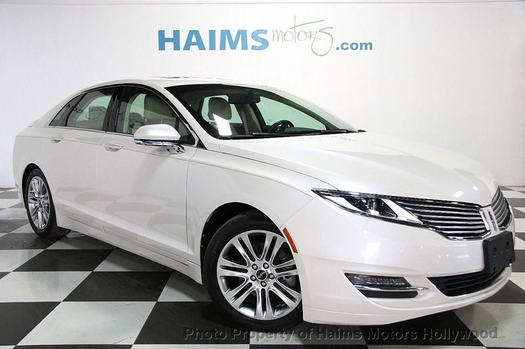 2013 Lincoln MKZ 4dr Sedan FWD - 16352781 - 3