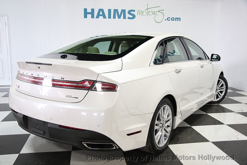 2013 Lincoln MKZ 4dr Sedan FWD - 16352781 - 4
