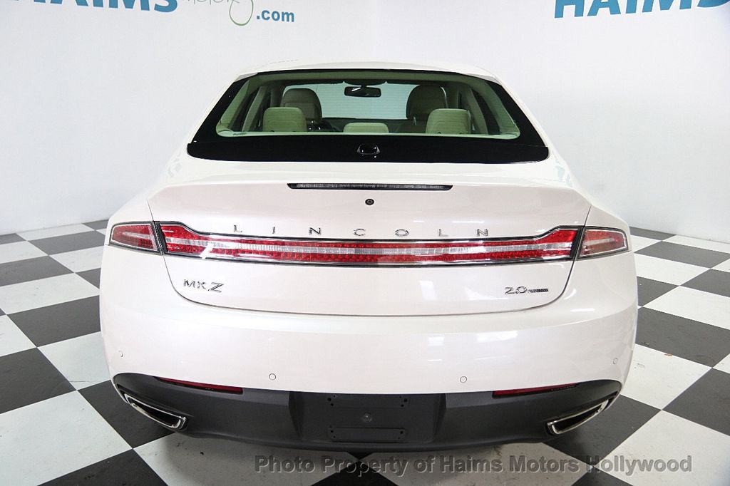 2013 Lincoln MKZ 4dr Sedan FWD - 16352781 - 5