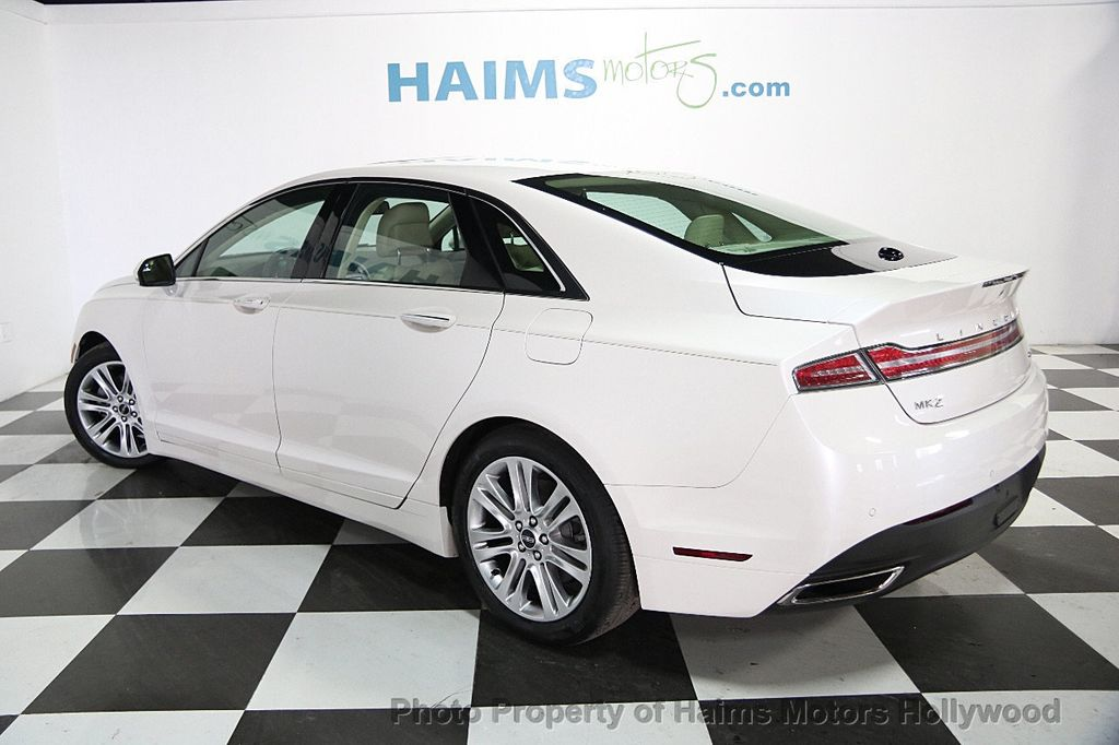 2013 Lincoln MKZ 4dr Sedan FWD - 16352781 - 6