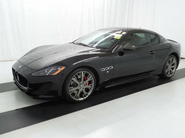 2013 Maserati GranTurismo 2dr Coupe MC Stradale