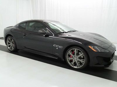 2013 Maserati GranTurismo 2dr Coupe MC Stradale - Click to see full-size photo viewer