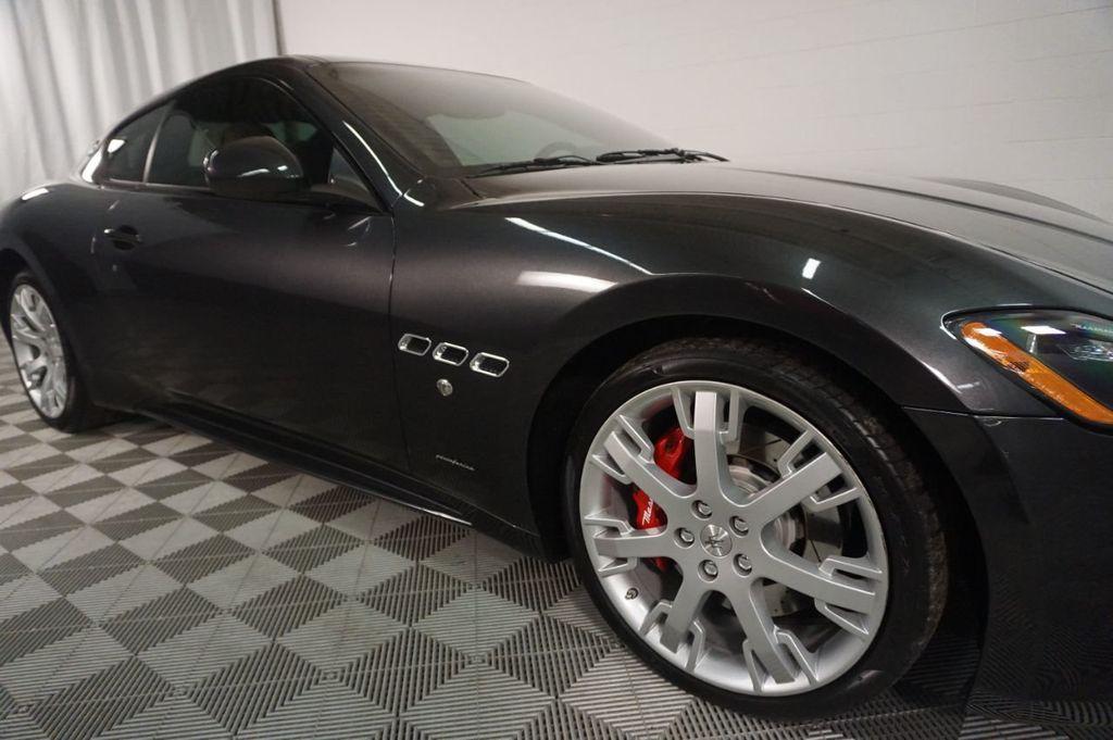 2013 Maserati GranTurismo 2dr Coupe Sport - 18007143 - 9