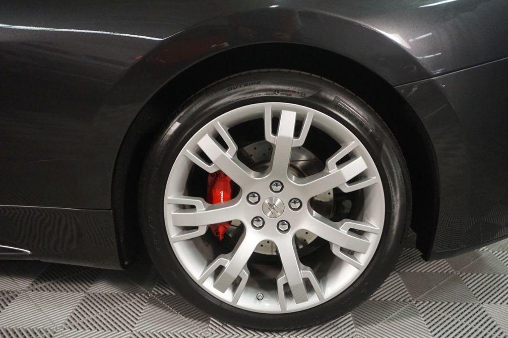 2013 Maserati GranTurismo 2dr Coupe Sport - 18007143 - 11