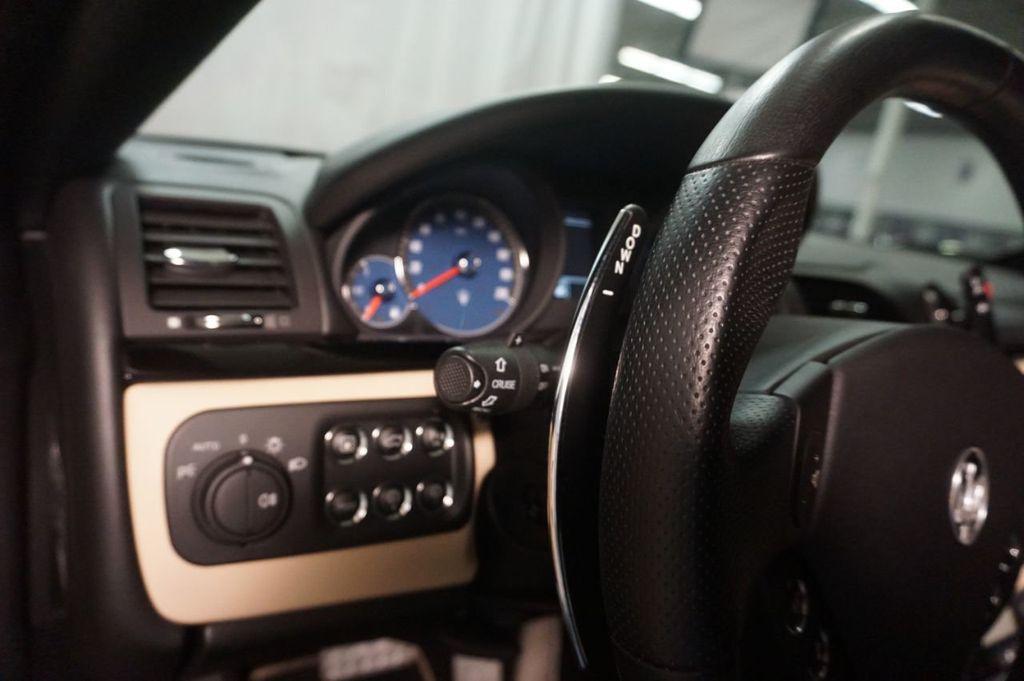 2013 Maserati GranTurismo 2dr Coupe Sport - 18007143 - 18
