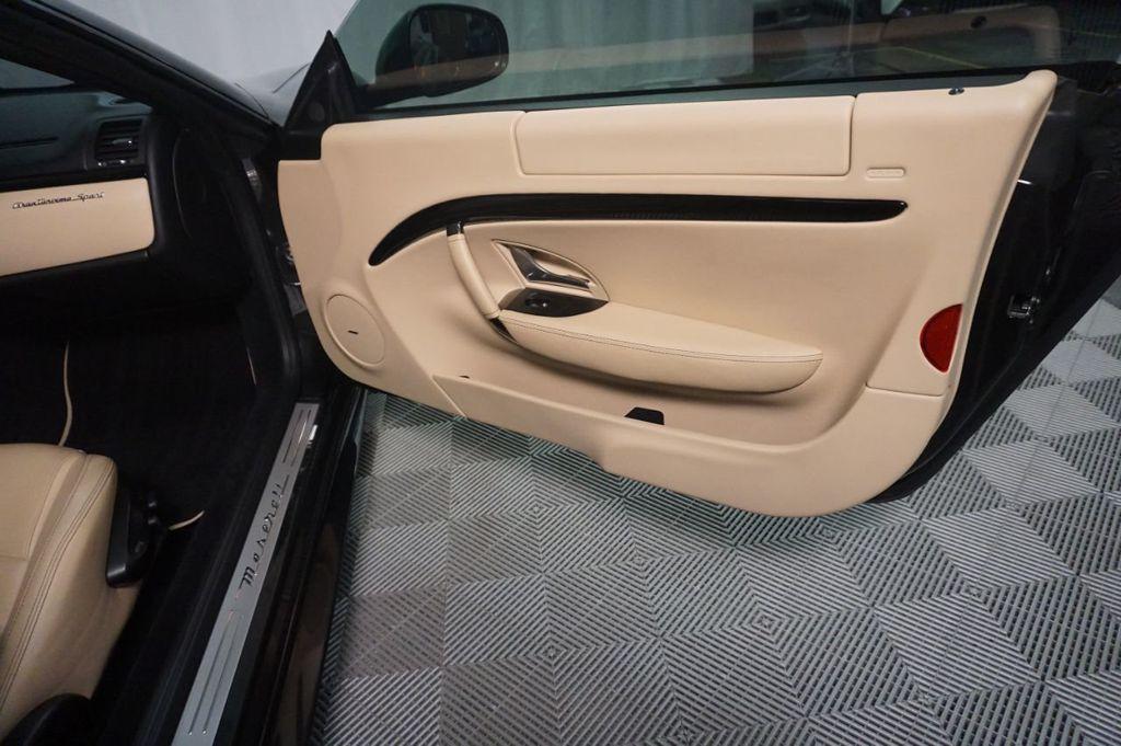 2013 Maserati GranTurismo 2dr Coupe Sport - 18007143 - 21