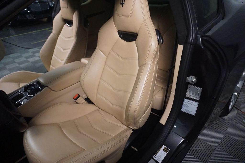 2013 Maserati GranTurismo 2dr Coupe Sport - 18007143 - 26