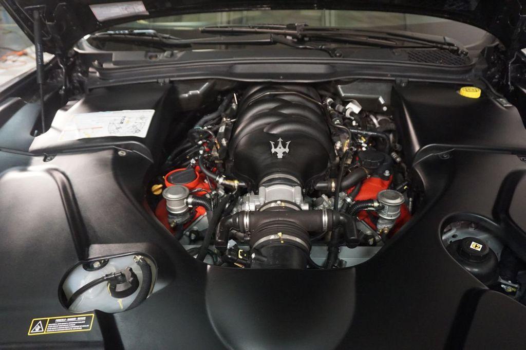 2013 Maserati GranTurismo 2dr Coupe Sport - 18007143 - 29
