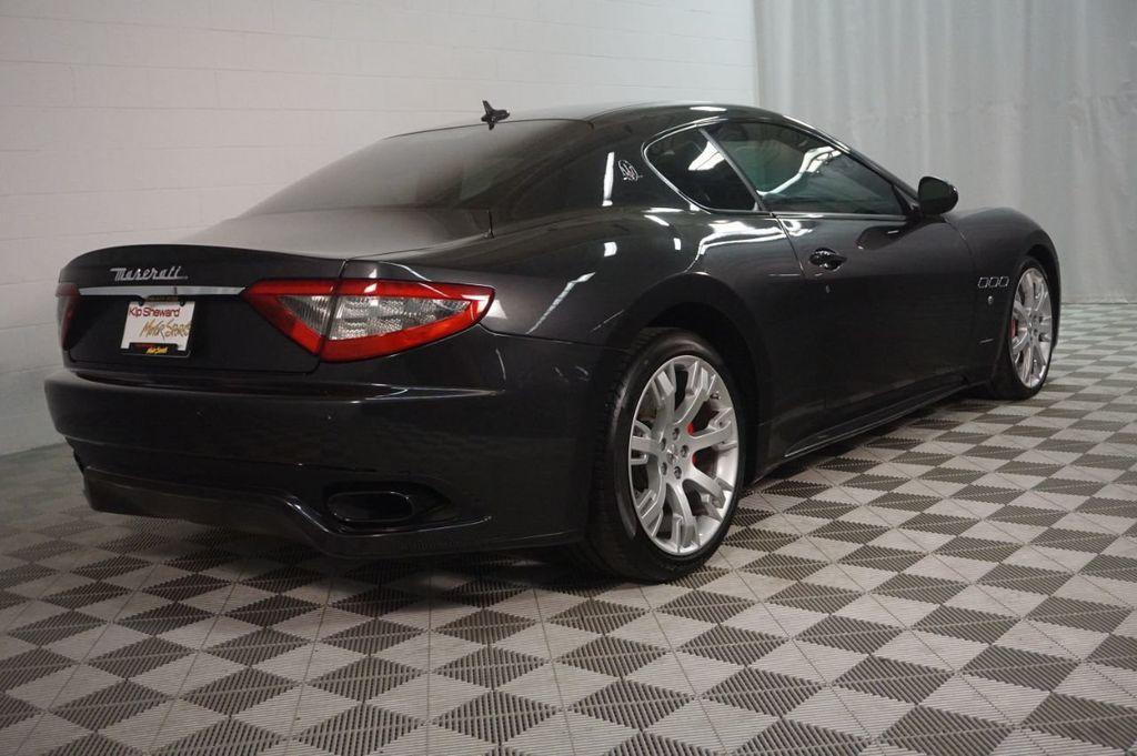 2013 Maserati GranTurismo 2dr Coupe Sport - 18007143 - 4