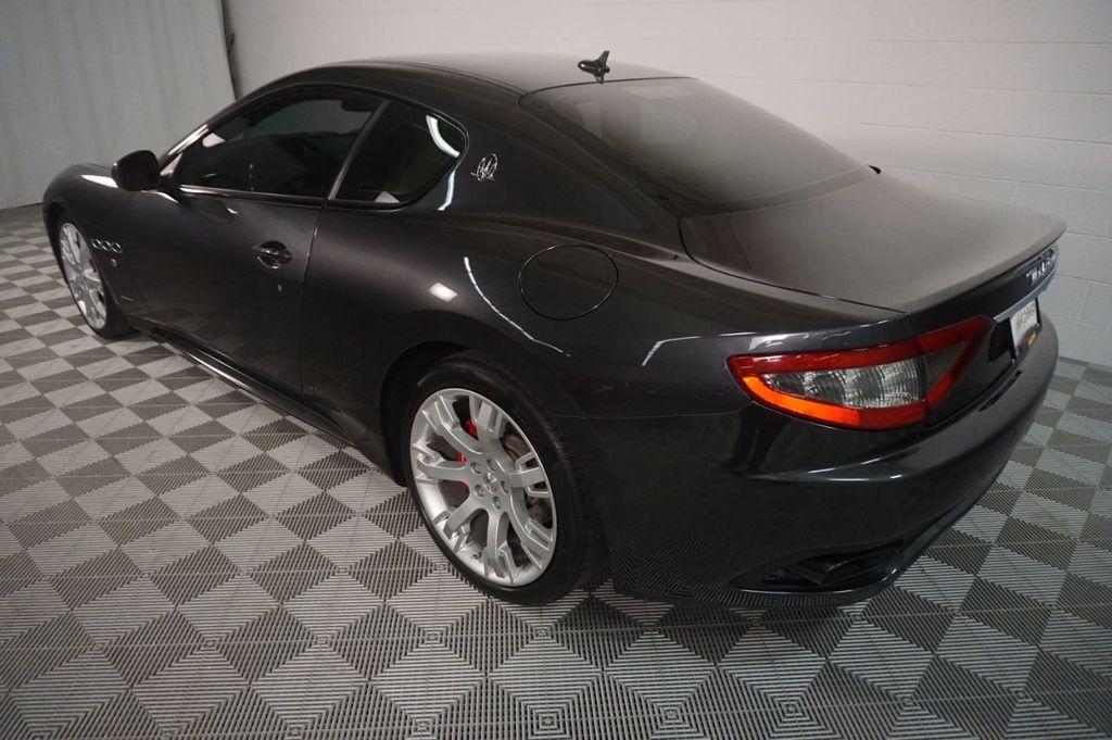 2013 Maserati GranTurismo 2dr Coupe Sport - 18007143 - 5