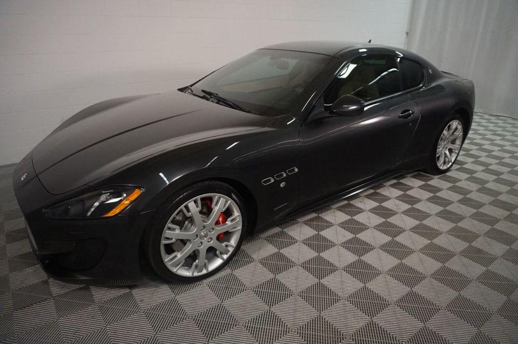 2013 Maserati GranTurismo 2dr Coupe Sport - 18007143 - 6