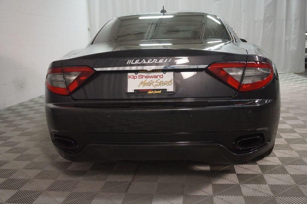 2013 Maserati GranTurismo 2dr Coupe Sport - 18007143 - 7