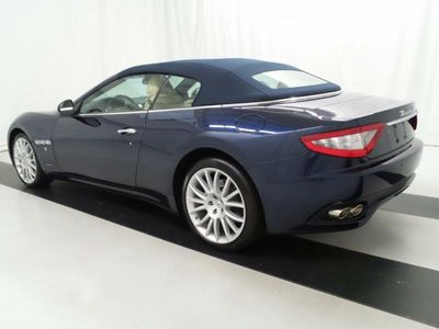 2013 Maserati GRANTURISMO S - Click to see full-size photo viewer