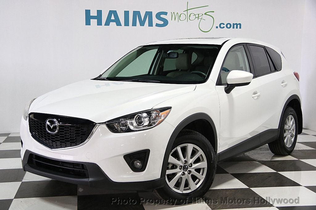Mazda Suv Used >> 2013 Used Mazda Cx 5 Fwd 4dr Automatic Touring At Haims Motors