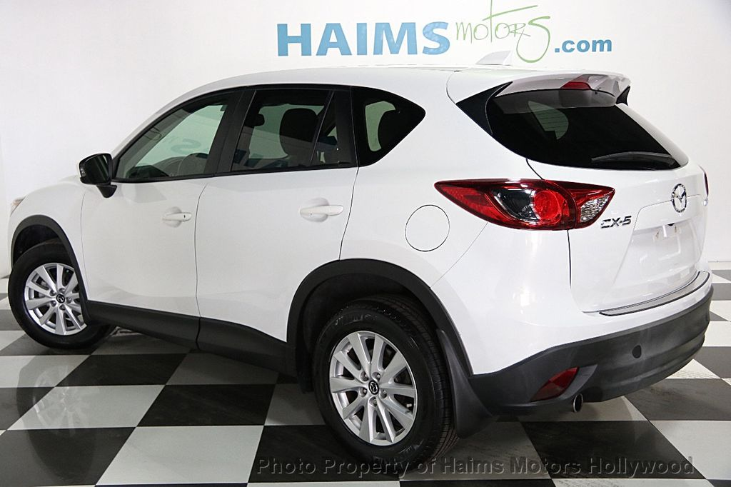 2013 Mazda CX-5 FWD 4dr Automatic Touring - 15846415 - 3