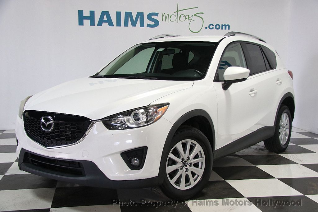 2013 Used Mazda Cx 5 Fwd 4dr Automatic Touring At Haims Motors