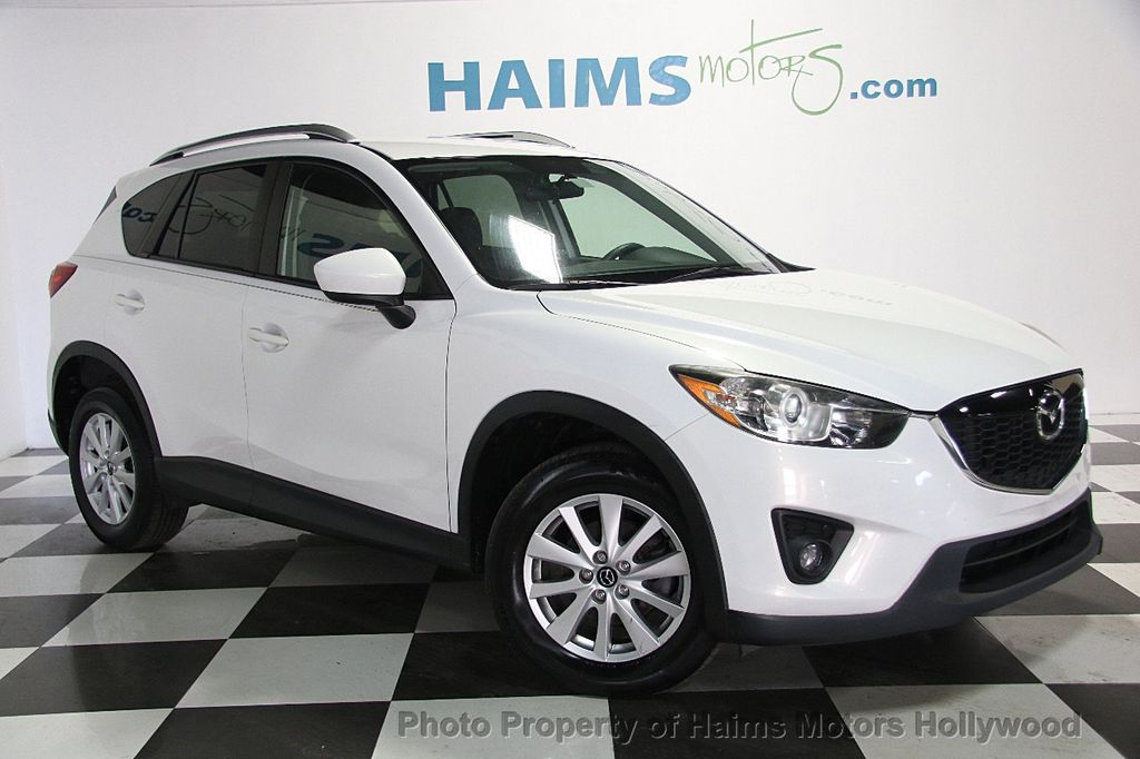 2013 Used Mazda Cx 5 Fwd 4dr Automatic Touring At Haims