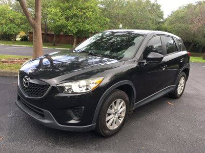 2013 Mazda CX-5 FWD 4dr Manual Sport SUV