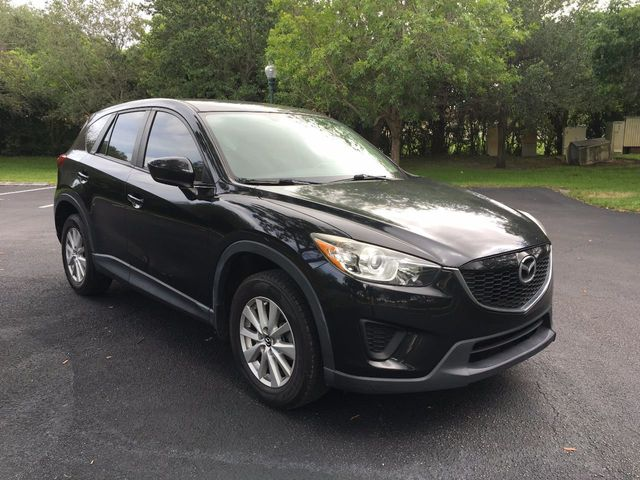 2013 Mazda CX-5 FWD 4dr Manual Sport - Click to see full-size photo viewer