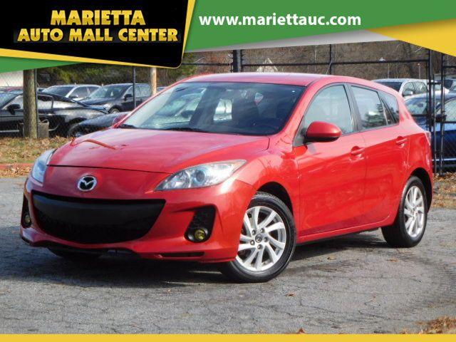 2013 Mazda Mazda3 5dr Hatchback Manual i Touring