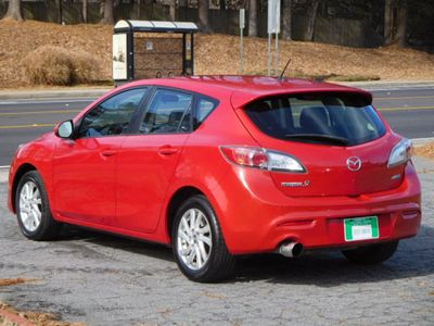 2013 Mazda Mazda3 5dr Hatchback Manual i Touring - Click to see full-size photo viewer