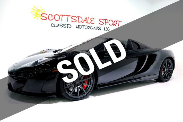 2013 McLaren MP4-12C SPIDER * ONLY 2K Miles...Giant Options!