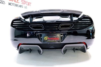 2013 McLaren MP4-12C SPIDER * ONLY 2K Miles...Giant Options! - Click to see full-size photo viewer