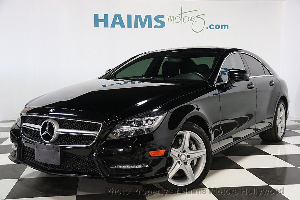 2013 Mercedes Benz CLS 4dr Coupe CLS550 4MATIC   16023735   0