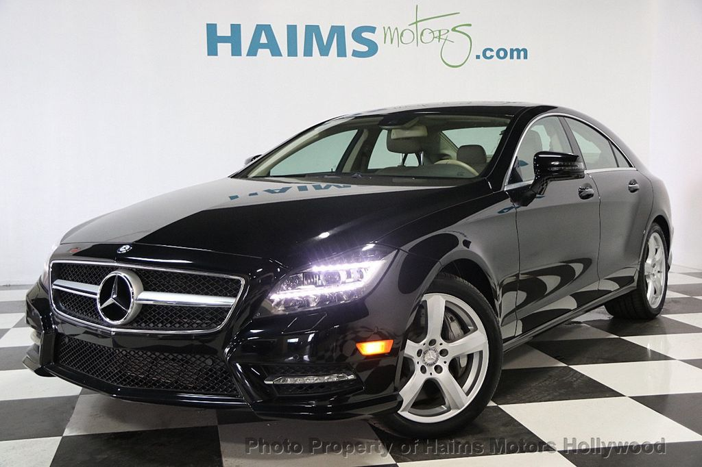 2013 Mercedes-Benz CLS 4dr Sedan CLS 550 RWD - 16510242 - 0
