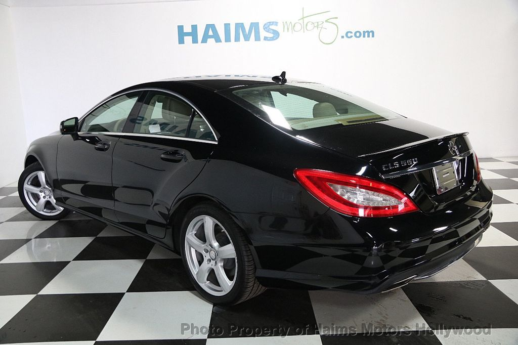 2013 Mercedes-Benz CLS 4dr Sedan CLS 550 RWD - 16510242 - 3