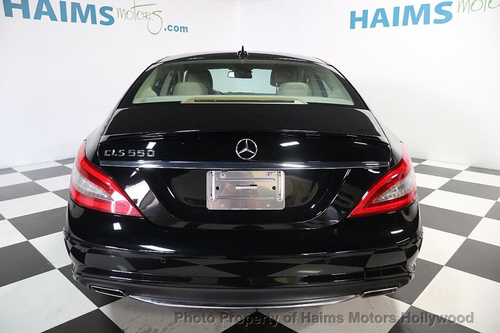 2013 Mercedes-Benz CLS 4dr Sedan CLS 550 RWD - 16510242 - 4