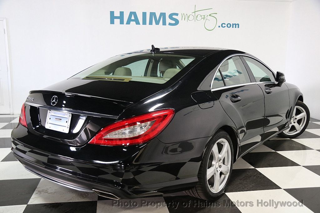 2013 Mercedes-Benz CLS 4dr Sedan CLS 550 RWD - 16510242 - 5