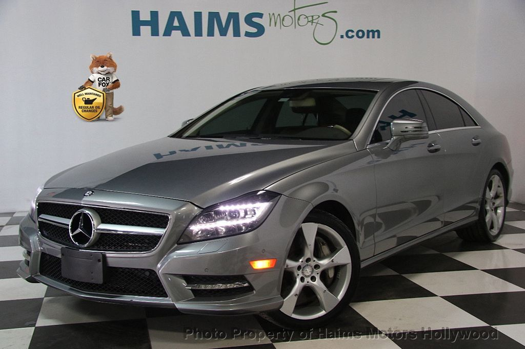 2013 Mercedes-Benz CLS 4dr Sedan CLS 550 RWD - 17280722