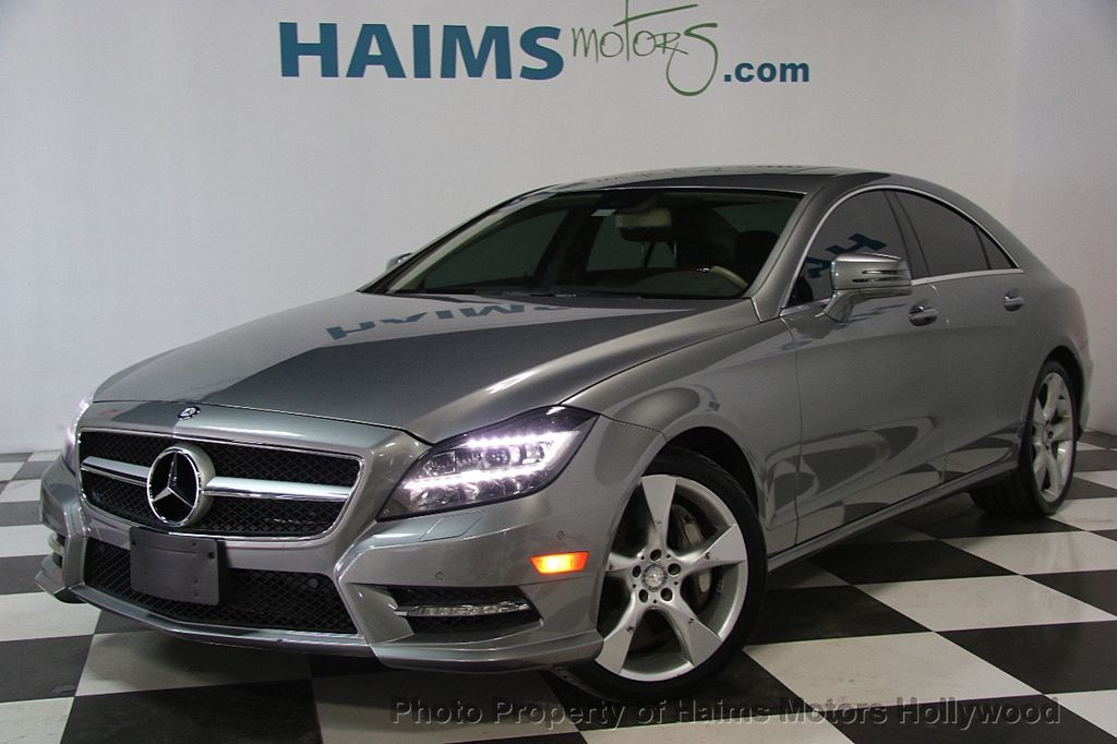 2013 Mercedes Benz CLS 4dr Sedan CLS 550 RWD   17280722   1