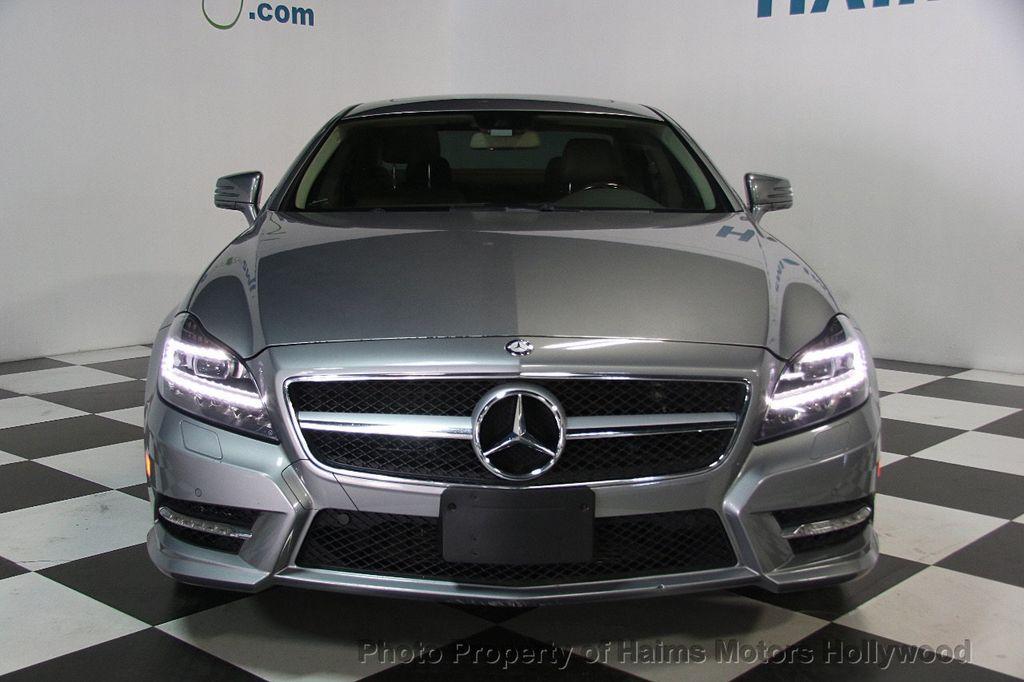2013 Used Mercedes-Benz CLS 4dr Sedan CLS 550 RWD at Haims ...