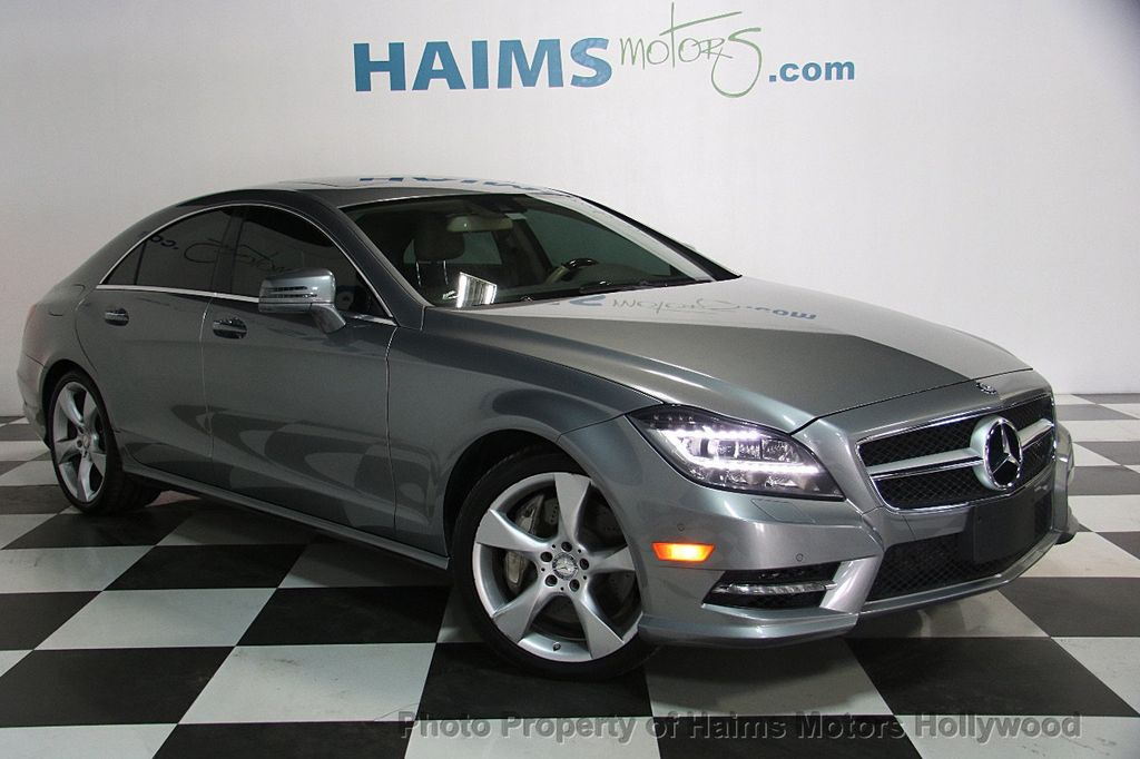 2013 Mercedes-Benz CLS 4dr Sedan CLS 550 RWD - 17280722 - 3