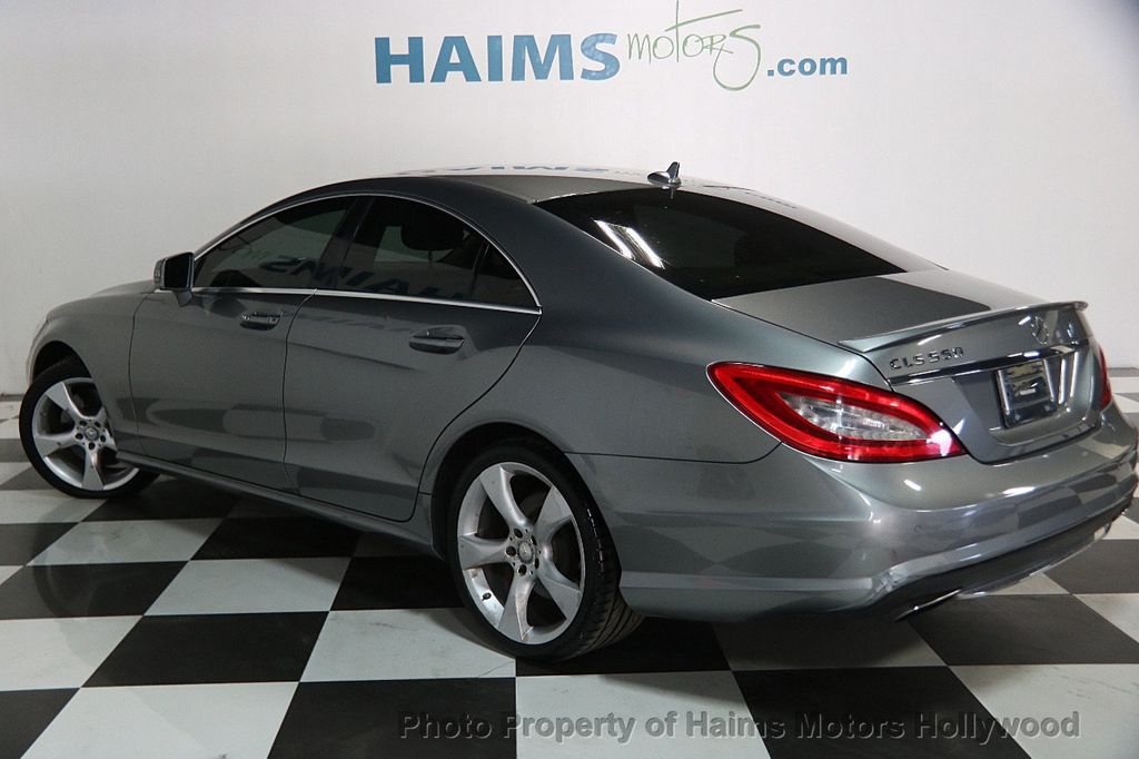 2013 Mercedes-Benz CLS 4dr Sedan CLS 550 RWD - 17280722 - 4