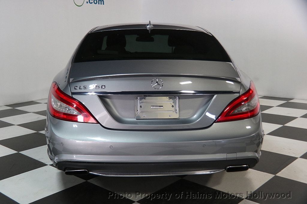 2013 Mercedes-Benz CLS 4dr Sedan CLS 550 RWD - 17280722 - 5