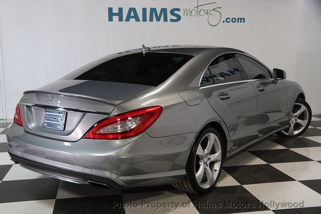 2013 Mercedes-Benz CLS 4dr Sedan CLS 550 RWD - 17280722 - 6